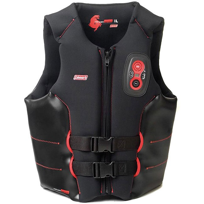 COLEMAN Water Sports TRANSMITTER SERIES LIFE VEST