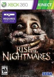 MICROSOFT Microsoft XBOX 360 Game RISE OF NIGHTMARES