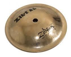 """ZILDJIAN Cymbal 6"""" ZIL-BEL"""