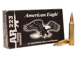AMERICAN EAGLE AMMUNITION Ammunition AR 223