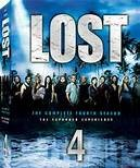DVD BOX SET DVD LOST SEASON 4