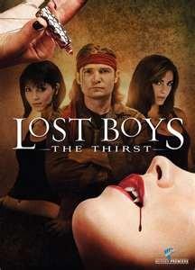 DVD MOVIE Blu-Ray LOST BOYS THE THIRST