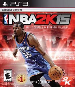 SONY Sony PlayStation 3 Game NBA 2K15 - PS3