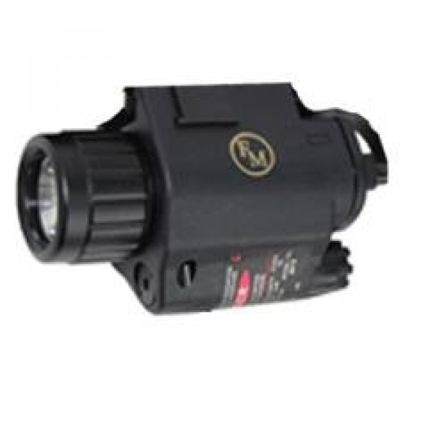 FM OPTICS Accessories TACTICAL LIGHT AND LASER COMBO