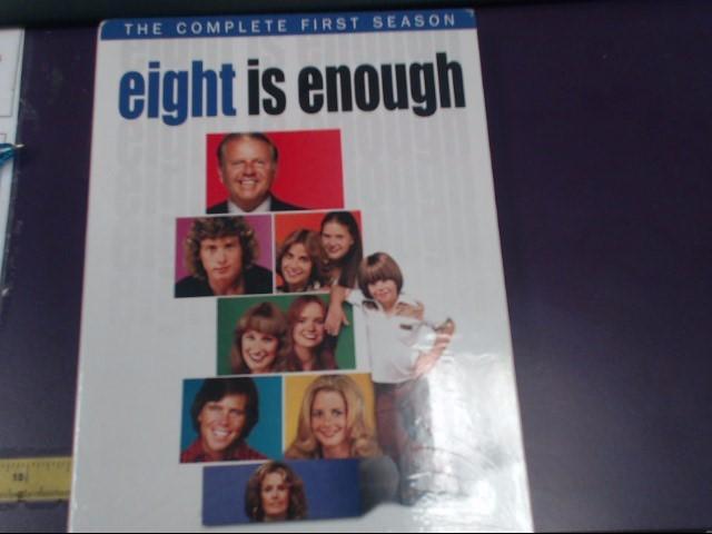 DVD BOX SET DVD EIGHT IS ENOUGH SEASON 1