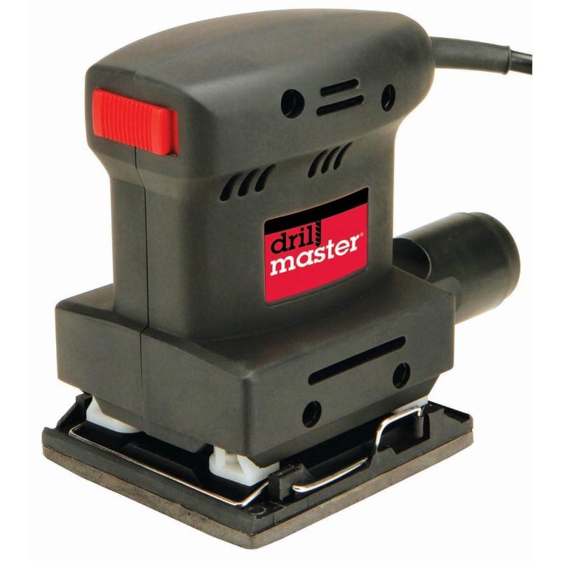 DRILL MASTER Vibration Sander MASTER ORBITAL HAND SANDER 61509