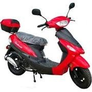 TAOTAO Moped/Scooter ATM50-A1