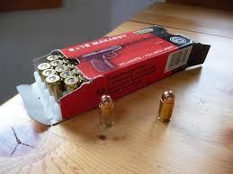 RAUG/GECO Ammunition .38 SPCL 158GR RD NOSE