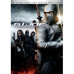 BLU-RAY MOVIE Blu-Ray G.I. JOE: THE RISE OF THE COBRA