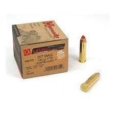 HORNADY Ammunition #92755 357 140 GR FTX