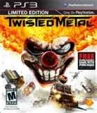 SONY Sony PlayStation 3 Game TWISTED METAL LIMITED EDITION