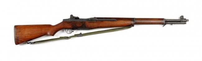 INTERNATIONAL HARVESTER Rifle US RIFLE M1