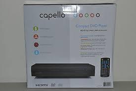 CAPELLO DVD Player CVD2216BLK