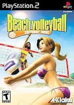 SONY Sony PlayStation 2 BEACH VOLLEYBALL SUMMER HEAT