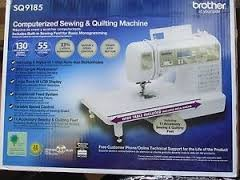 BROTHER Sewing Machine SQ9185