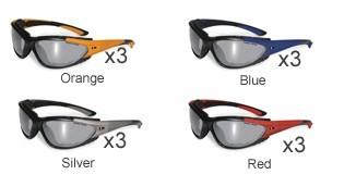 GLOBAL VISION EYEWEAR Sunglasses OUTLOOK CF SM