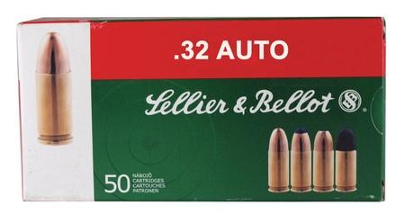 SELLIER & BELLOT Ammunition SB32A