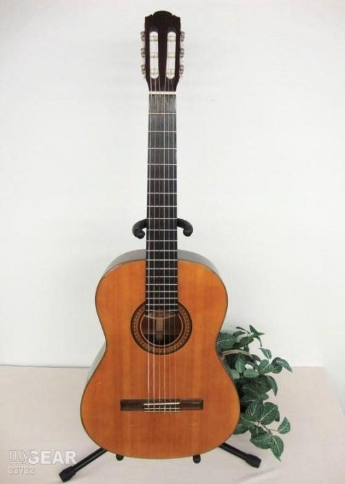 Fender FC-100 Classical Acoustic Guitar