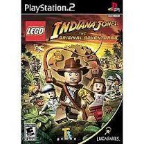 SONY Sony PlayStation 2 LEGO INDIANA JONES THE ORIGINAL ADVENTURES
