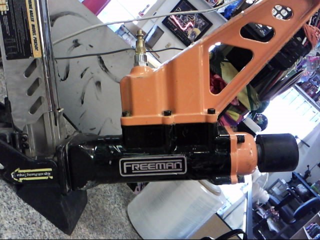 FREEMAN TOOLS Nailer/Stapler FRAMING NAILER