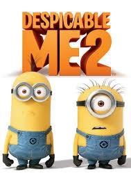 DVD MOVIE DVD DESPICABLE ME 2