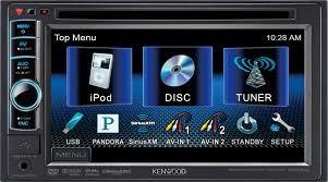 KENWOOD Car Audio DDX318