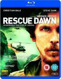 BLU-RAY MOVIE Blu-Ray RESCUE DAWN