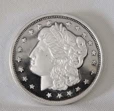 UNITED STATES Silver Coin 1 TROY OUNCE SILVER ROUNDS