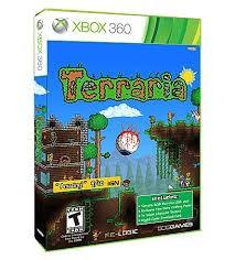 MICROSOFT Microsoft XBOX 360 Game TERRARIA