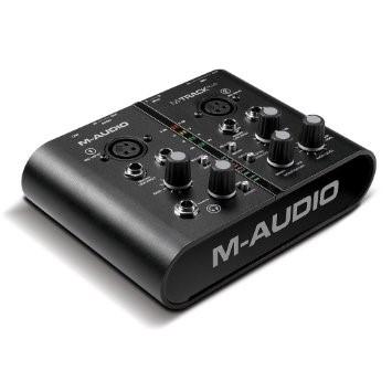 M AUDIO Computer Recording M-TRACK PLUS