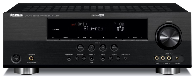 Buy Yamaha Digital Media Receivers - Yamaha Rx-v565
