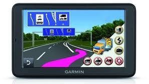 GARMIN GPS System DEZL 560