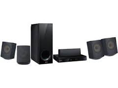 LG Home Media System BH6730S