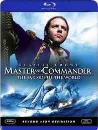 BLU-RAY MOVIE Blu-Ray MASTER AND COMMANDER