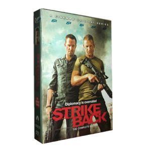 DVD BOX SET DVD STRIKE BACK SEASON TWO
