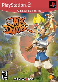 SONY Sony PlayStation 2 Game JAK AND DAXTER