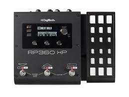DIGITECH Musical Instruments Part/Accessory RP360 XP