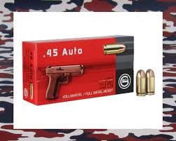 RAUG Ammunition .45 AUTO 230GR FMJ 50/BOX