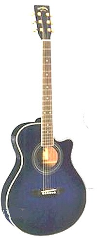 SIGMA Electric-Acoustic Guitar TB-1B