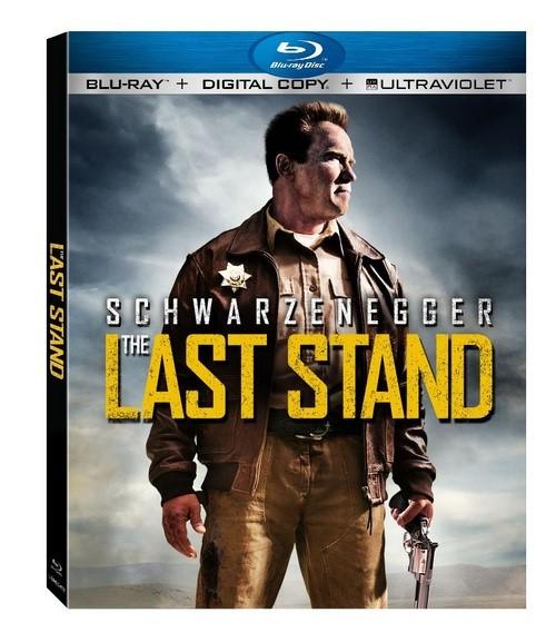 BLU-RAY MOVIE Blu-Ray THE LAST STAND