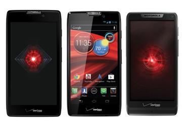 MOTOROLA Cell Phone/Smart Phone XT912 DROID RAZR X