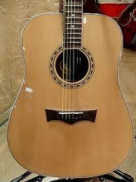 PEAVEY Electric-Acoustic Guitar DW-2
