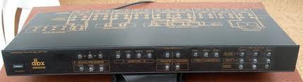 DBX DJ Equipment DBX 400XG