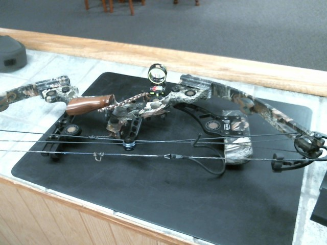 MATHEWS BOWS Bow SOLO CAM MUSTANG