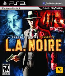 SONY Sony PlayStation 3 Game PS3 L.A. NOIRE