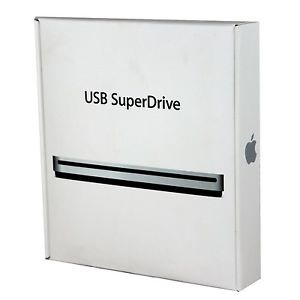 APPLE Computer Accessories USB SUPERDRIVE A1379