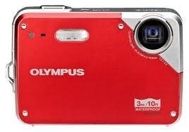 OLYMPUS Digital Camera X-560WP