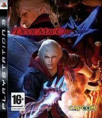 SONY Sony PlayStation 3 Game DEVIL MAY CRY 4