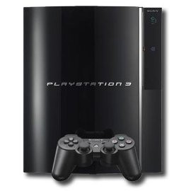 SONY PlayStation 3 PLAYSTATION 3 - SYSTEM - 160GB - CECH-P01