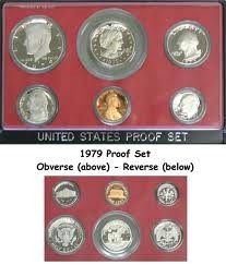 UNITED STATES Proof Set 1979 PROOF SET